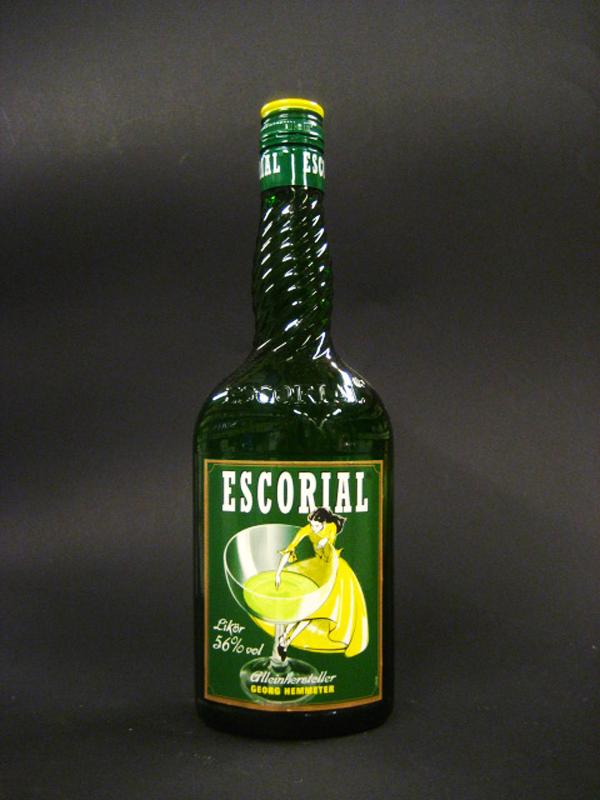 Escorial Grün Likör Escorial-grun-0-7-ltr