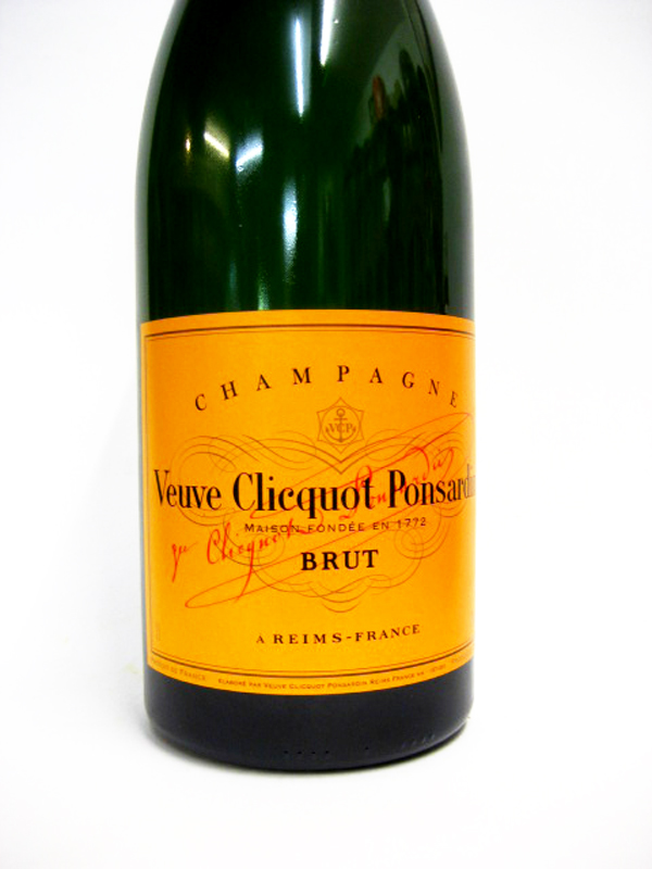 veuve clicquot champagner brut champagne vcp 0 75 liter ebay. Black Bedroom Furniture Sets. Home Design Ideas